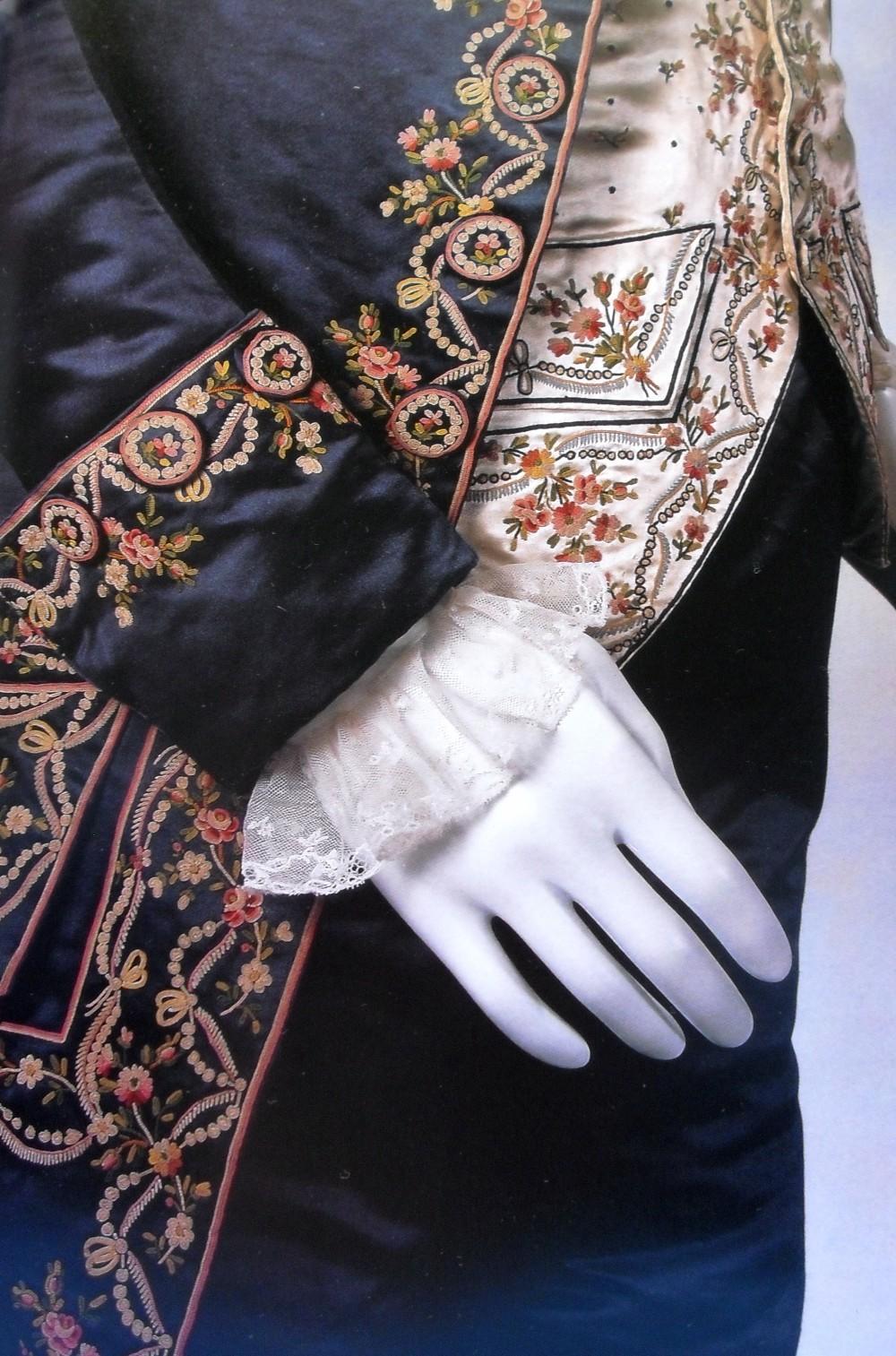 18th Century Men S Suit Inspiration Romantic Recollections